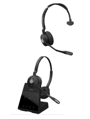 Jabra Engage 65 Wireless Headset